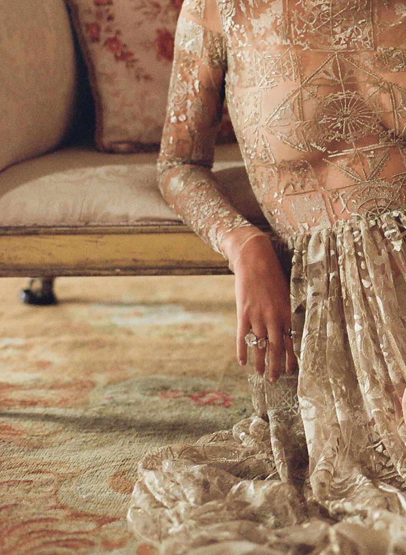 Gilded Elegance
