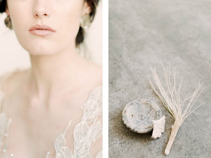Neutral and Minimal Wedding Ideas from Bare Process