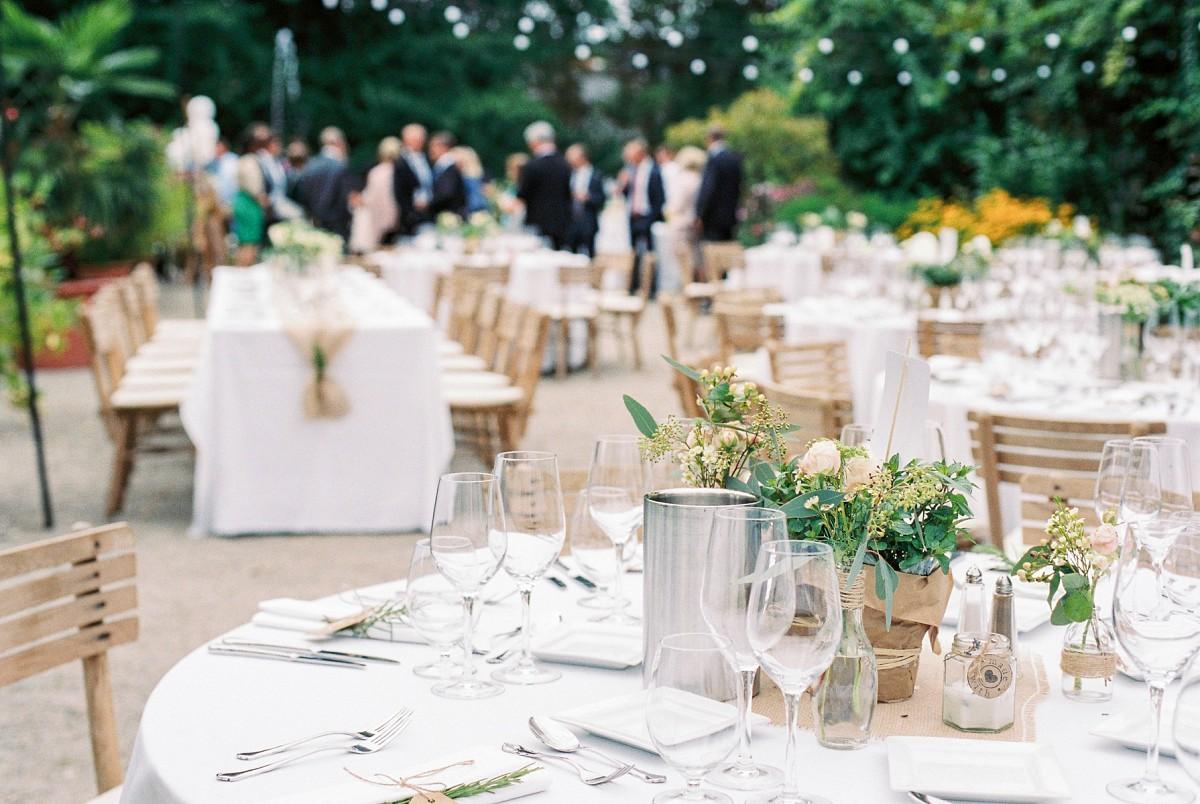 Sabrina and Tim's Garden Wedding in Austria