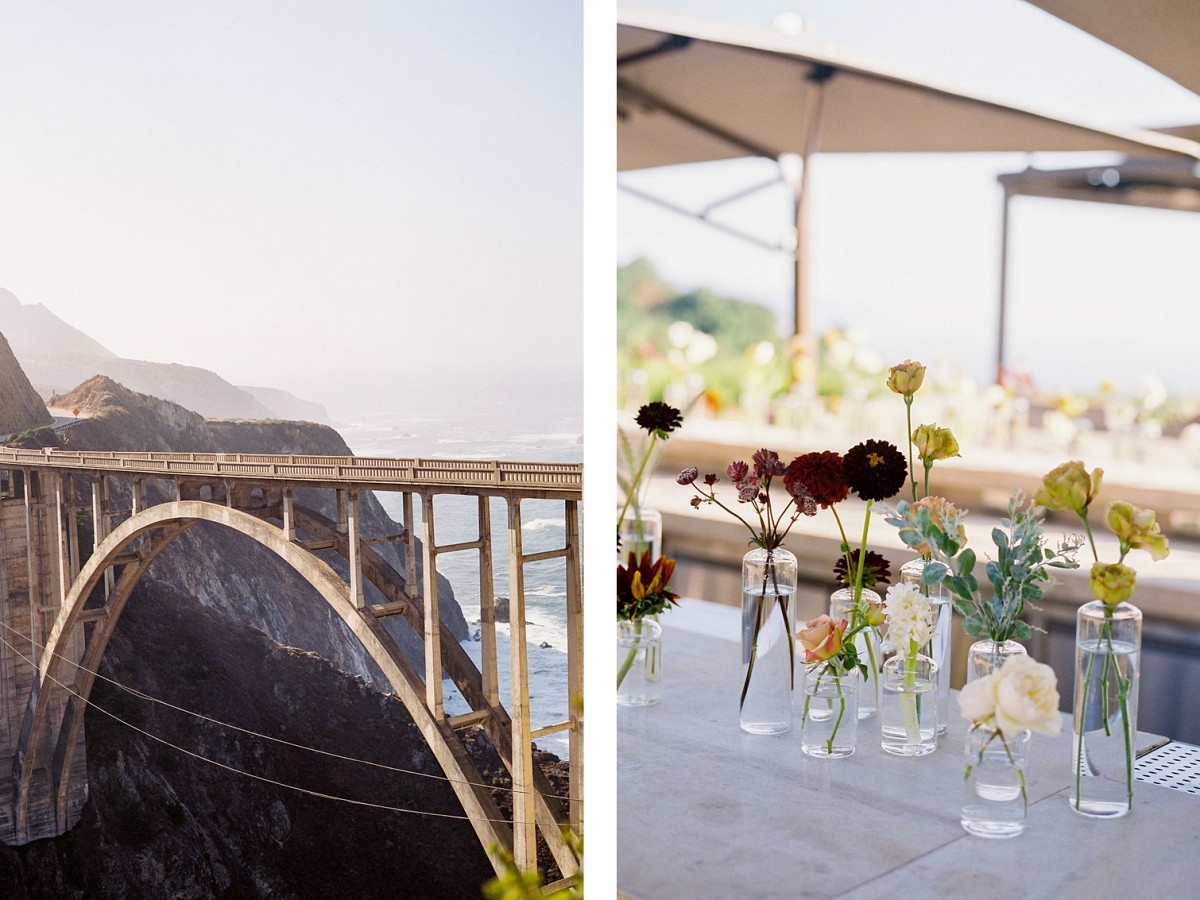 Big Sur Wedding with Redwood Ceremony