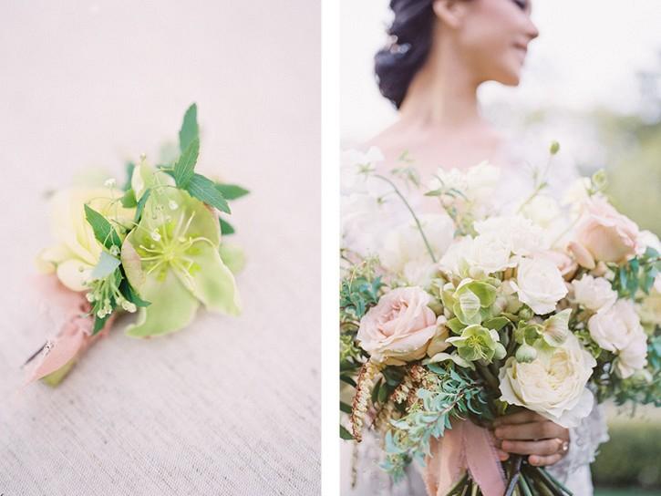 Romantic Garden Wedding Ideas in California