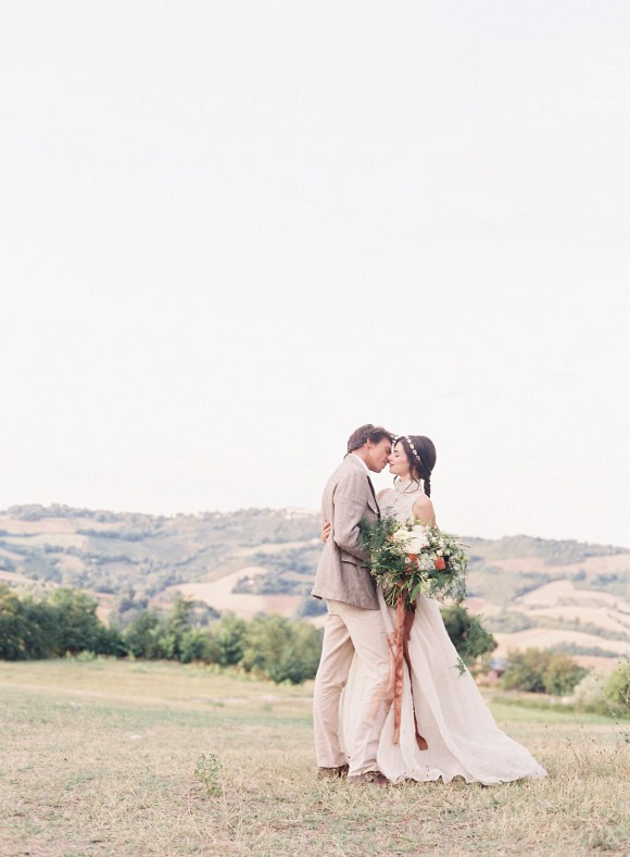 Young Love Elopement in Italy