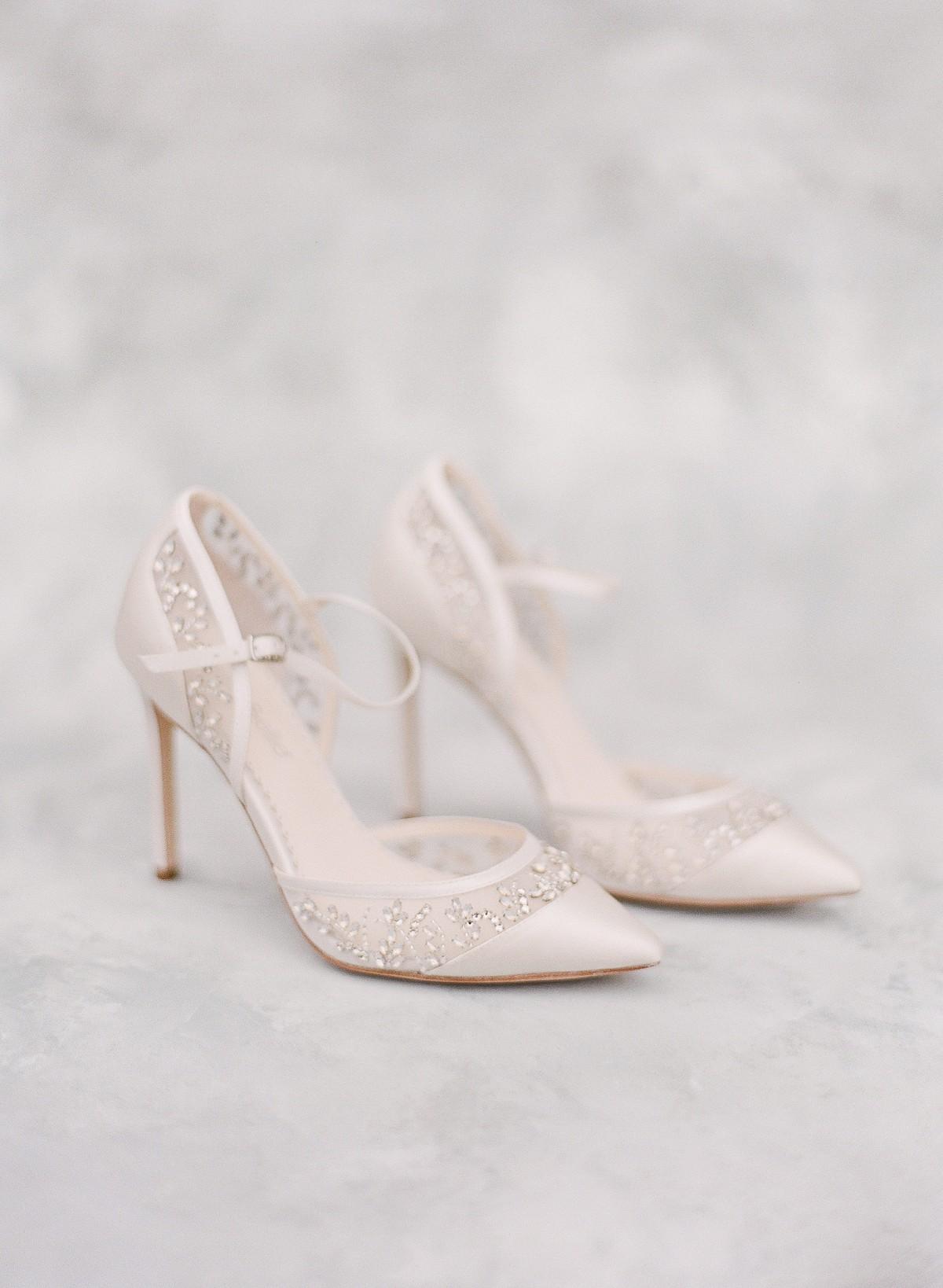 BELLA BELLE SHOES - COMFORTABLE WEDDING SHOES