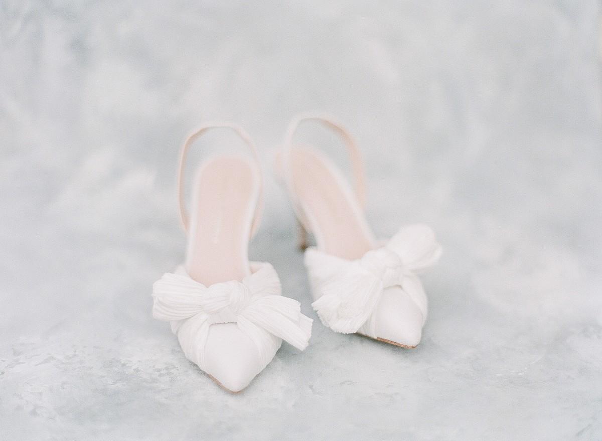 LOEFFLER WEDDING SHOES