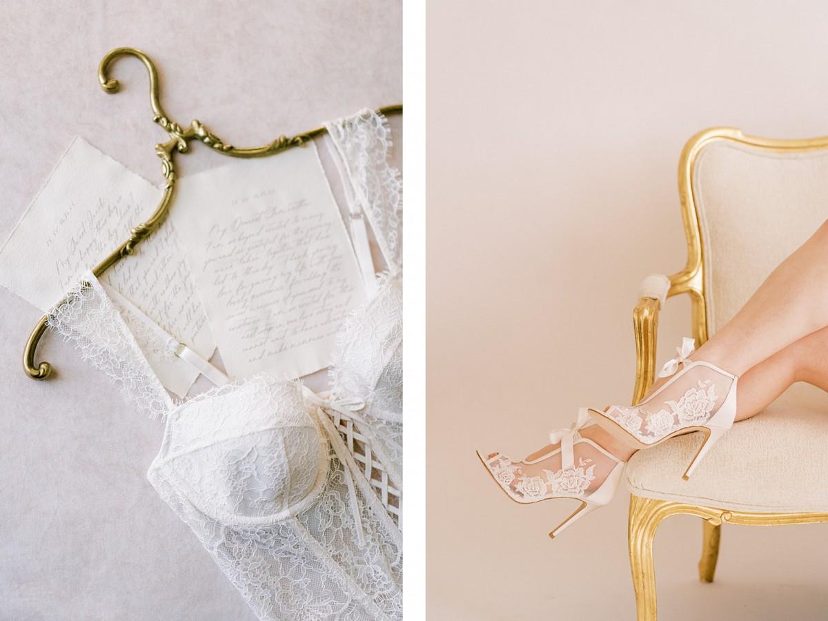 bridal session ideas