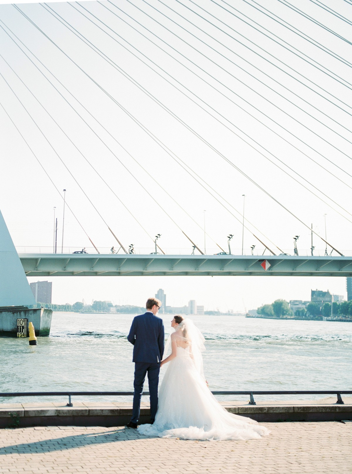Marit and Thijs' Outdoor Wedding in the Netherlands