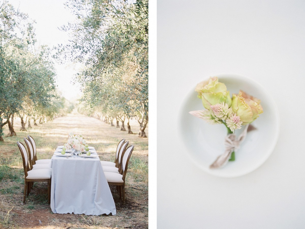 California Wedding Ideas at Sunset