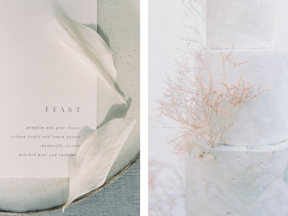 Calm, Nordic Coastal Intimate Wedding Ideas