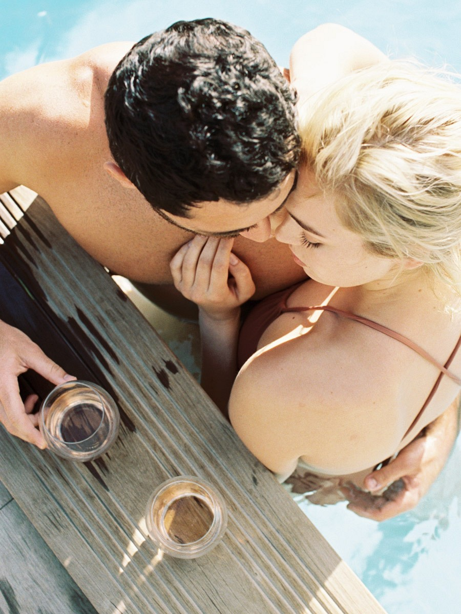 Romantic South of France Honeymoon Inspiration | Wedding Sparrow fine art wedding blog
