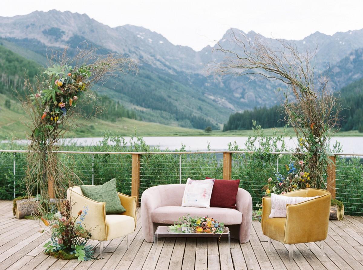 Autumnal Colorado Ranch Wedding Ideas