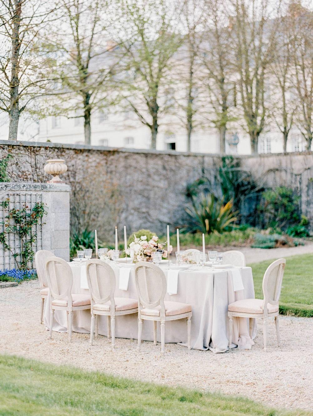 Fairytale destination wedding in France