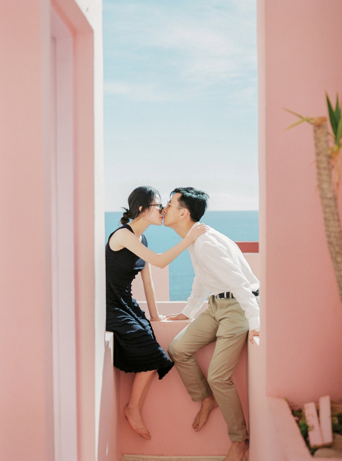 La Muralla Roja Engagement Session