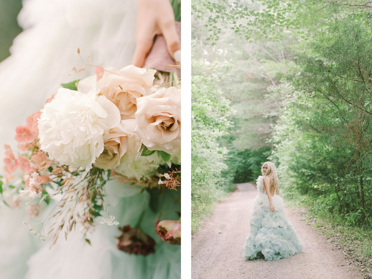 Will You Wear a Colored Wedding Dress? You Will After Seeing These...