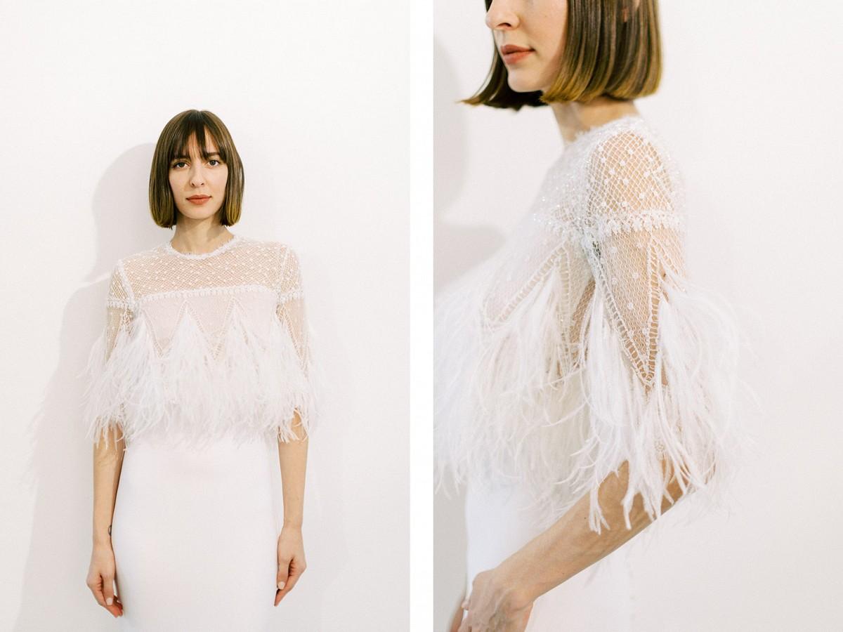 Costarellos wedding dress 2020