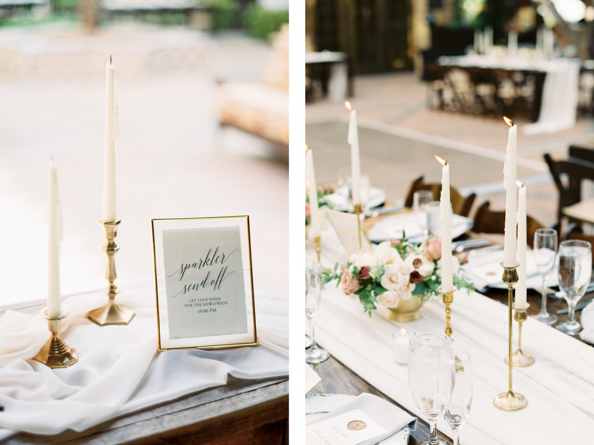 Classic Country Club Outdoor Real Wedding