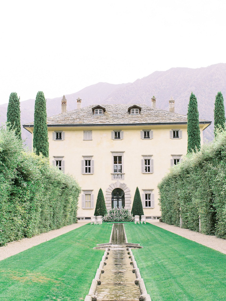 Villa Balbiano wedding venue