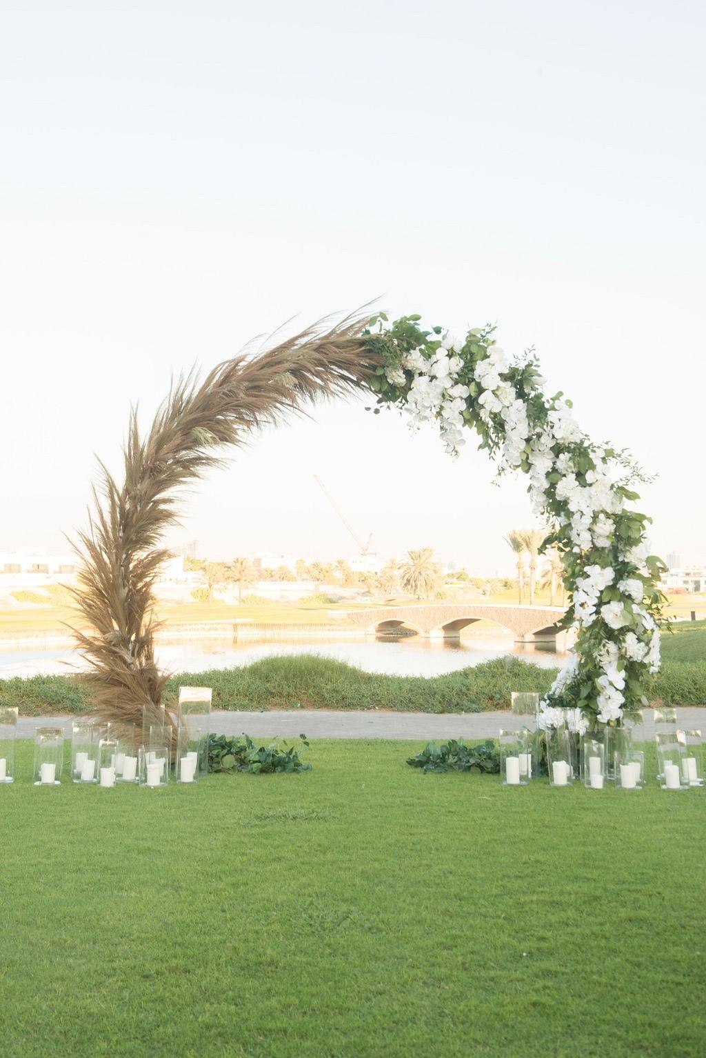 grand hyatt dubai wedding