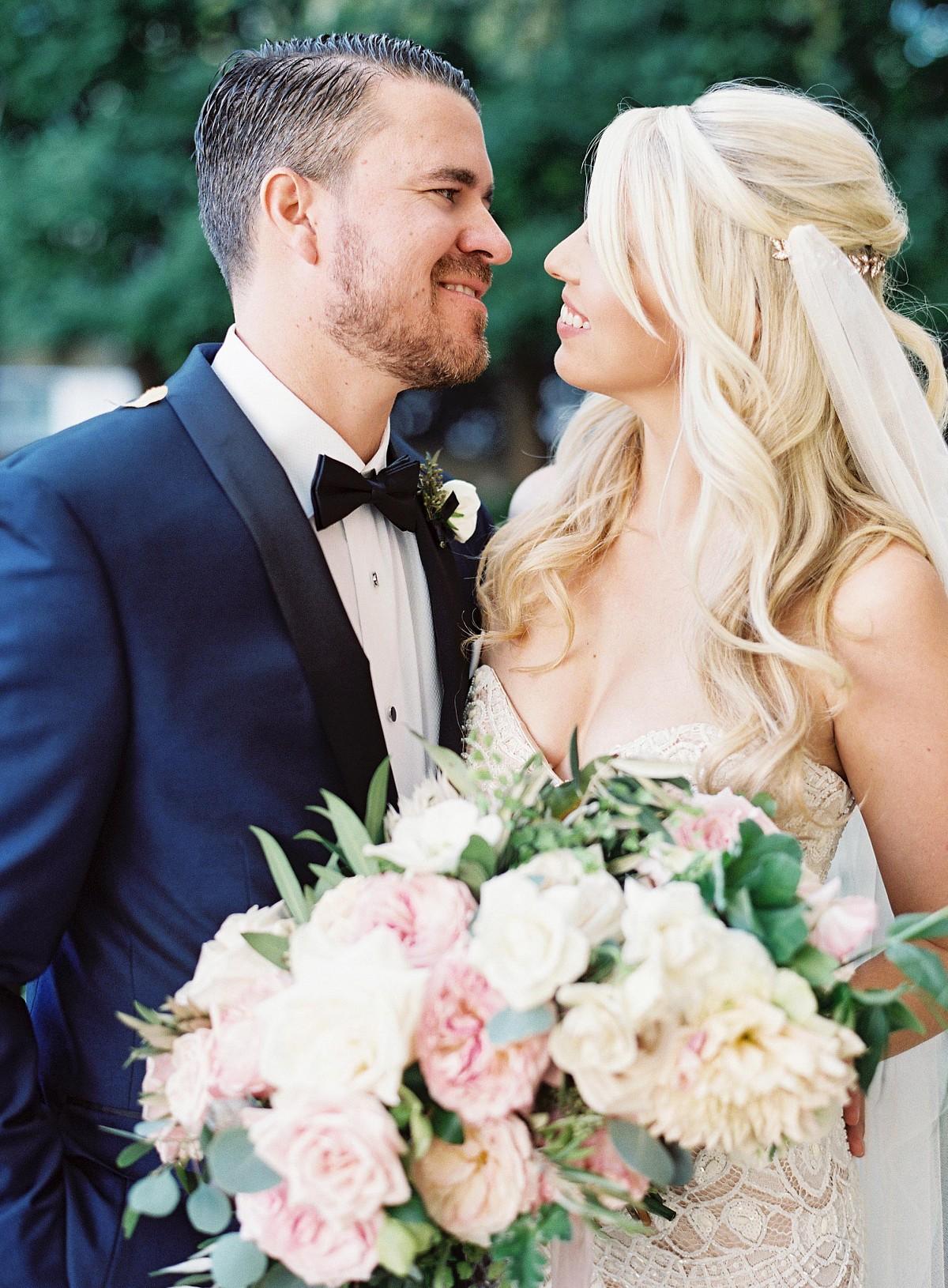 Jenna and Jon's Dallas Garden Wedding