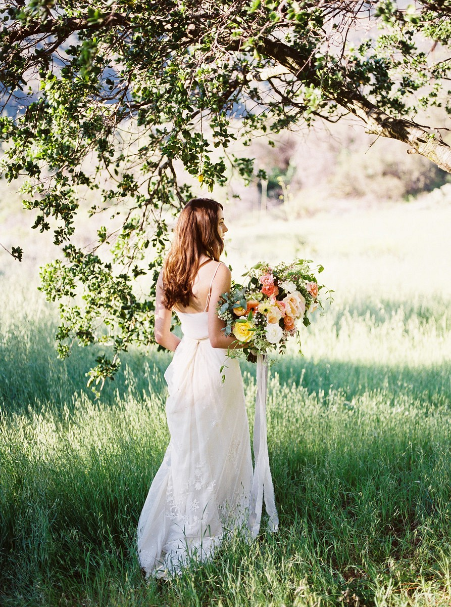Luminous Malibu Bridal Session
