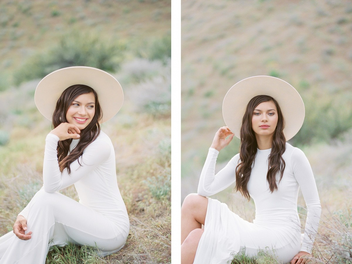 Earthy, Organic Bridal Inspiration with Modern Accessories