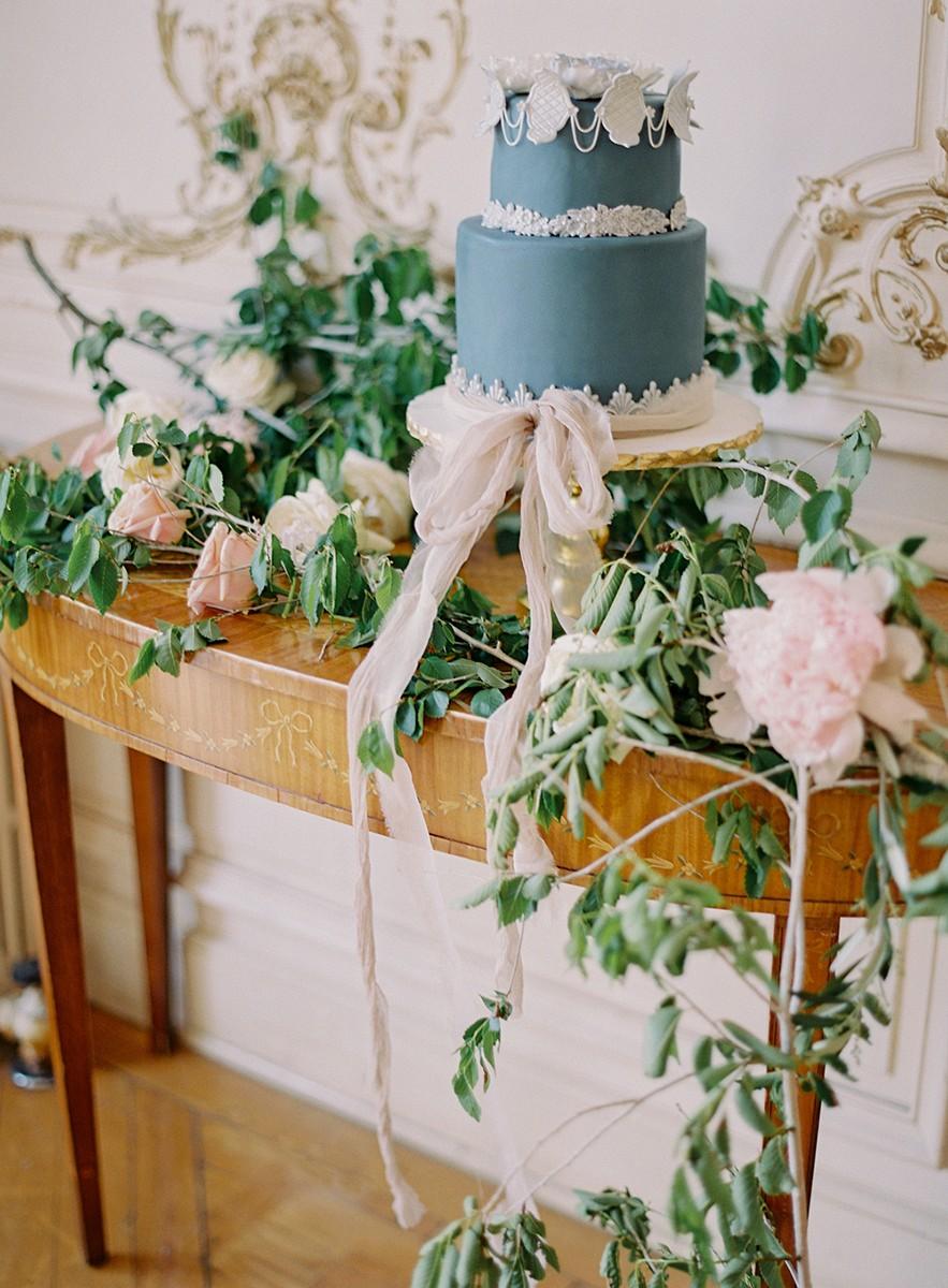 Elegant French Style Wedding Inspiration