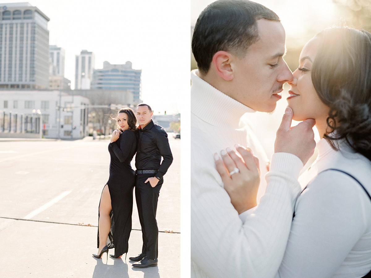 Engagement session outfit ideas