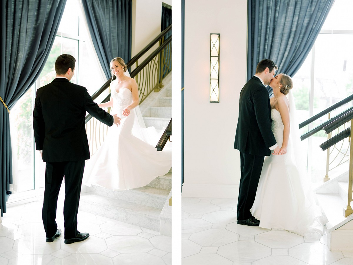 Should you have a first look on your wedding?