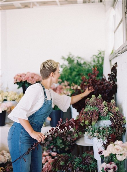 Sentient Floral Workshop: the stunning blooms of our dreams