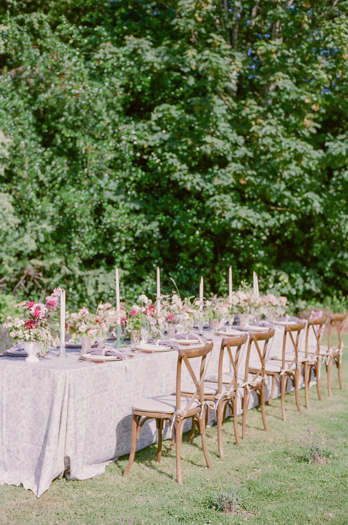 Farm to Table Style Wedding Ideas
