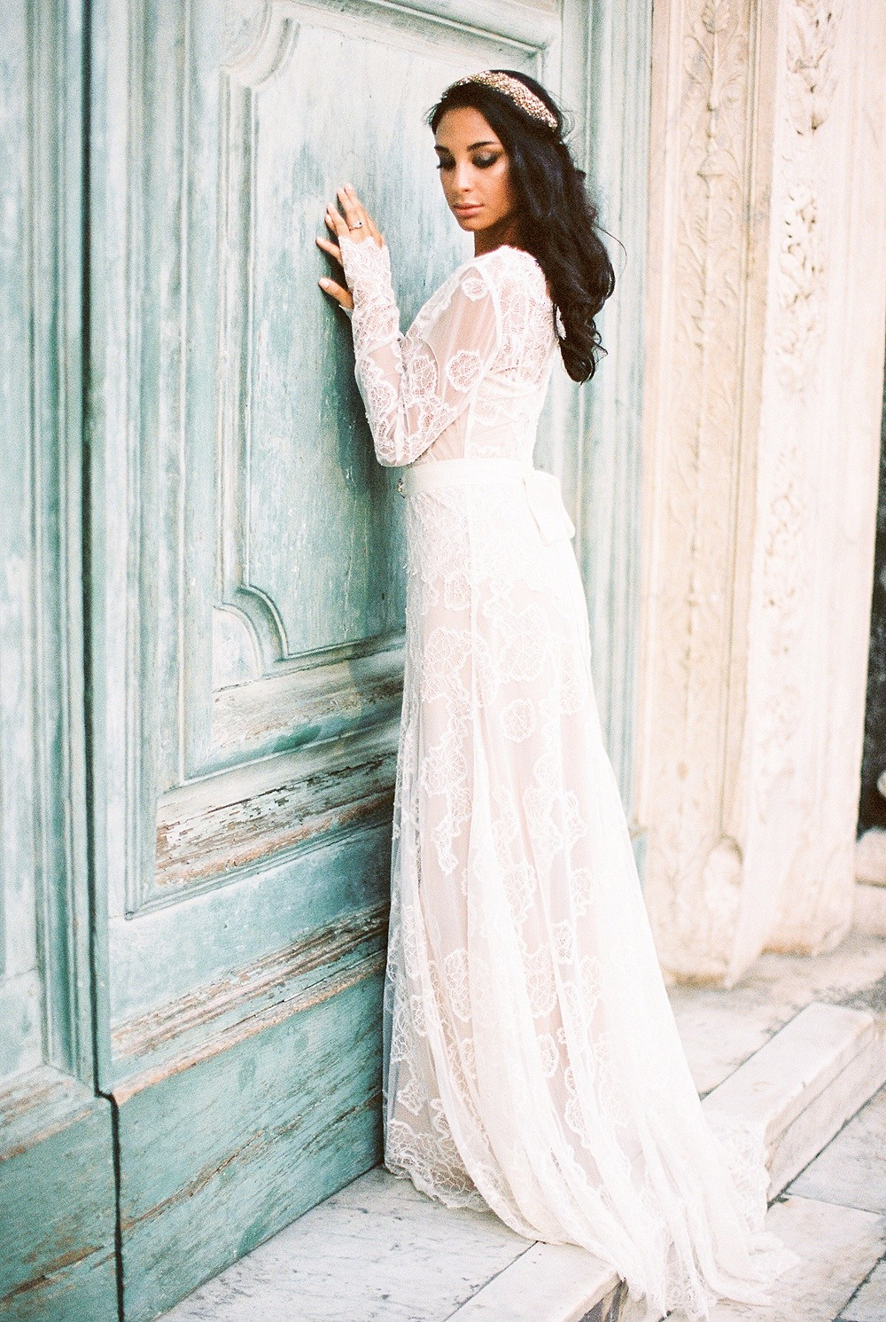 Italian Gilded Wedding Inspiration