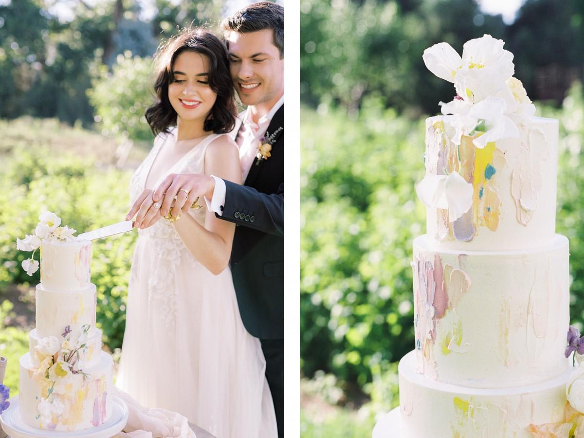 Lush Flower Farm Wedding Ideas with Lavender & Citrus