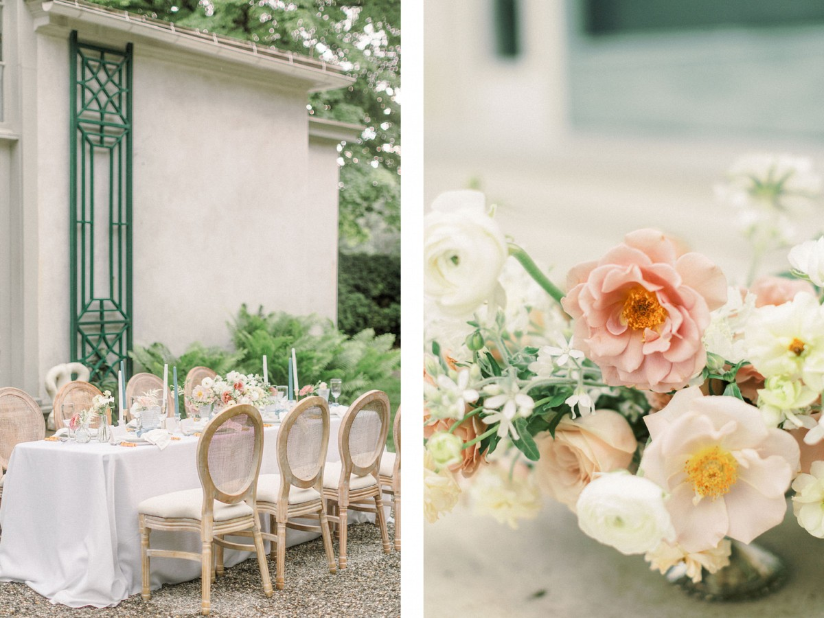Classic French Garden Inspiration