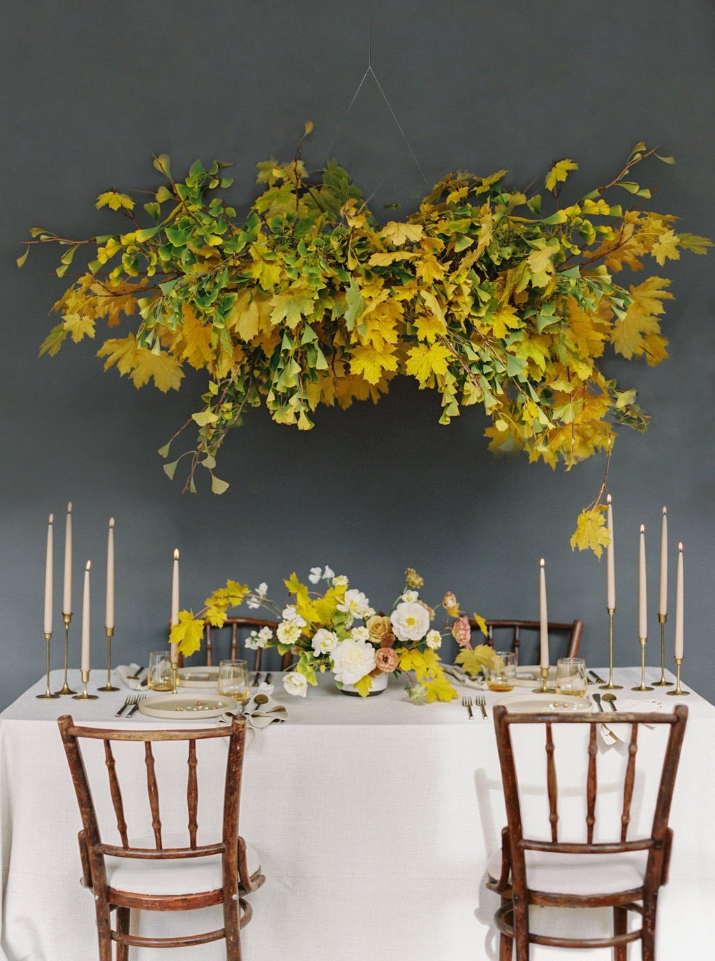 Modern contemporary Fall Wedding Ideas