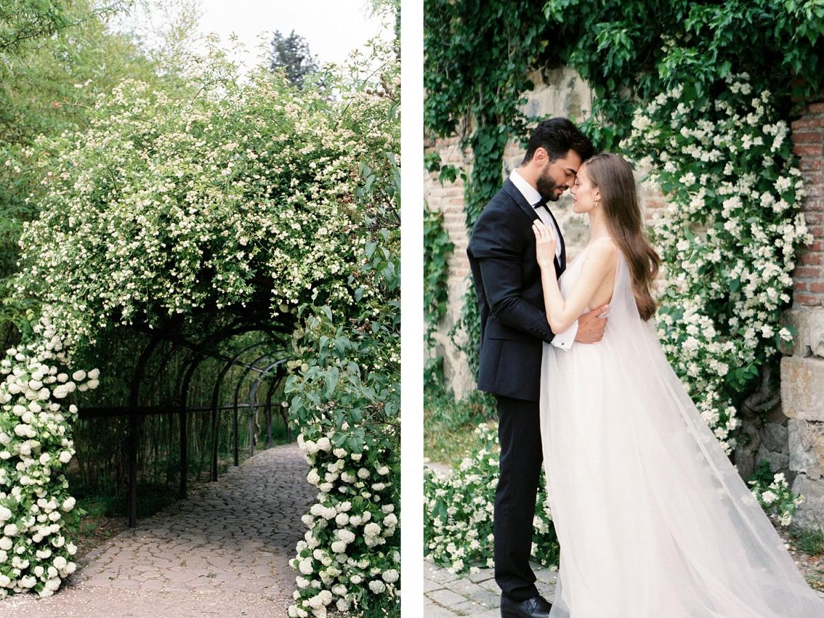 Georgia Garden Wedding Style