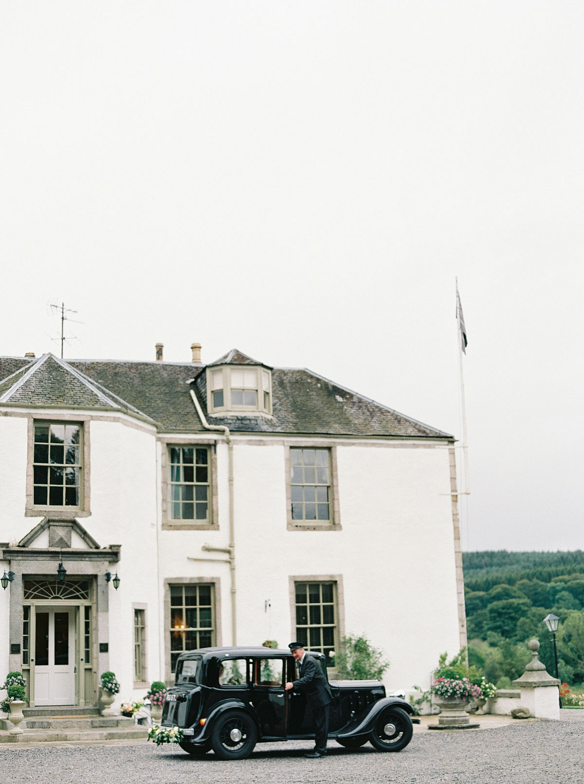 Katie and Mark's Intimate Scotland Wedding