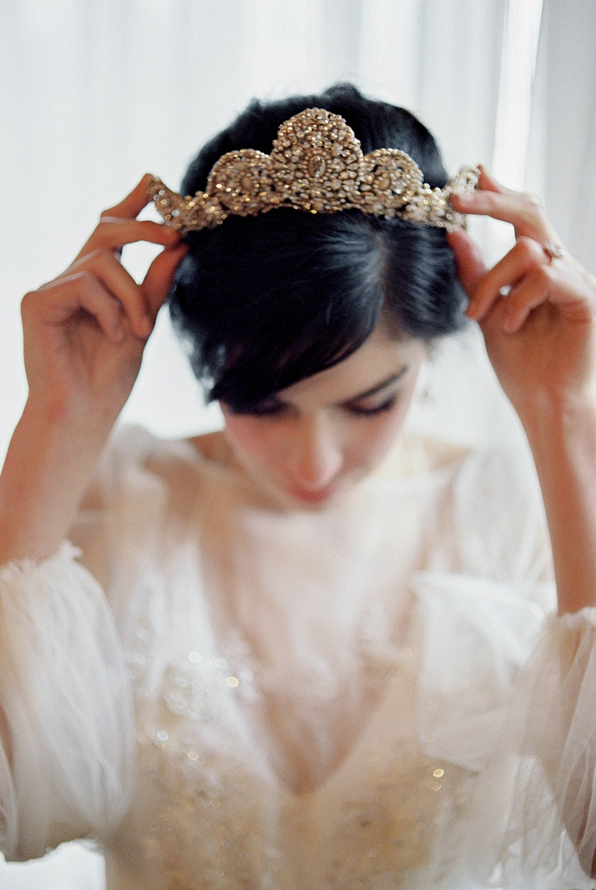 Moody Castle Bridal Inspiration