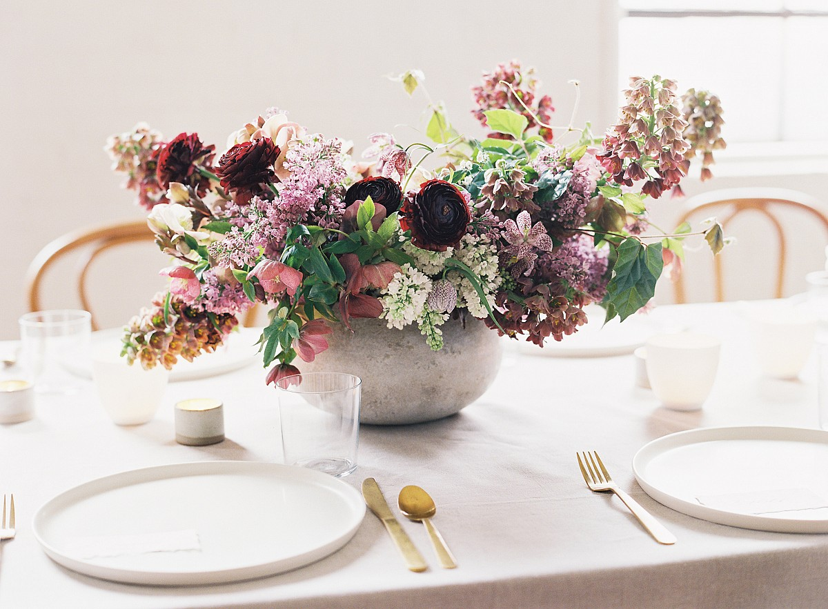 PINK WEDDING FLOWER IDEAS