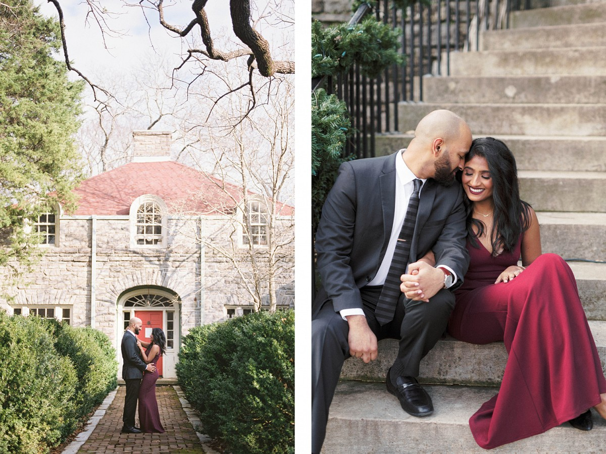 style your engagement session