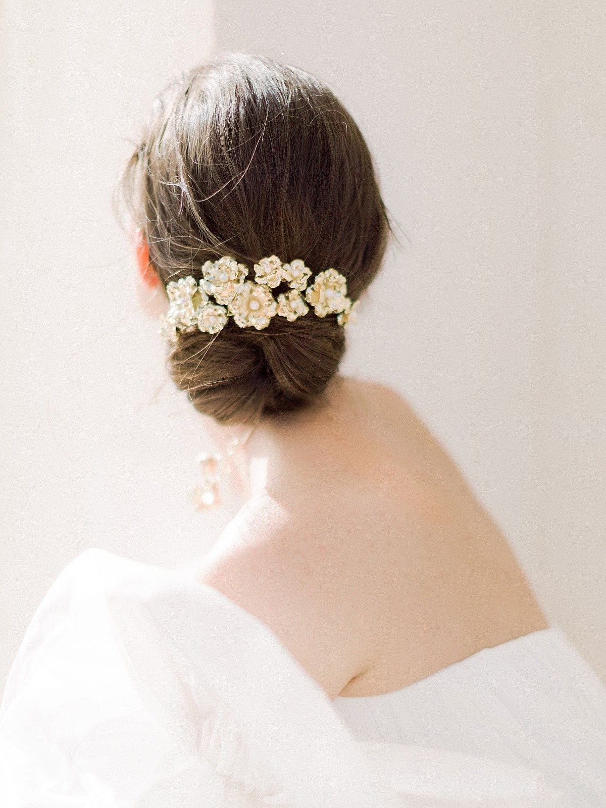 Perfect Up & Down Bridal Hairstyles for Your 2022 Wedding by Frank Giacone