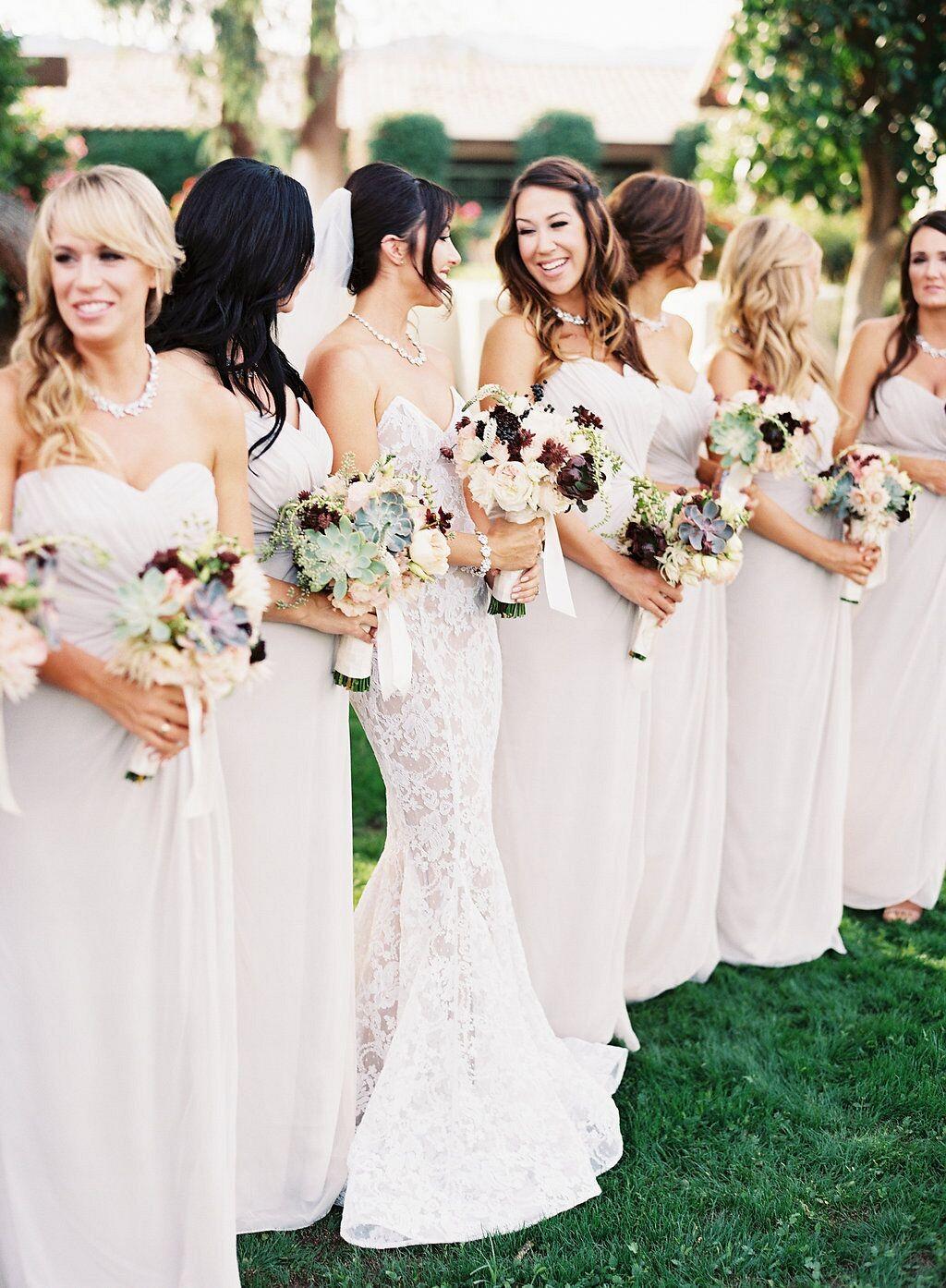 Katy and Brock's Organic California Wedding