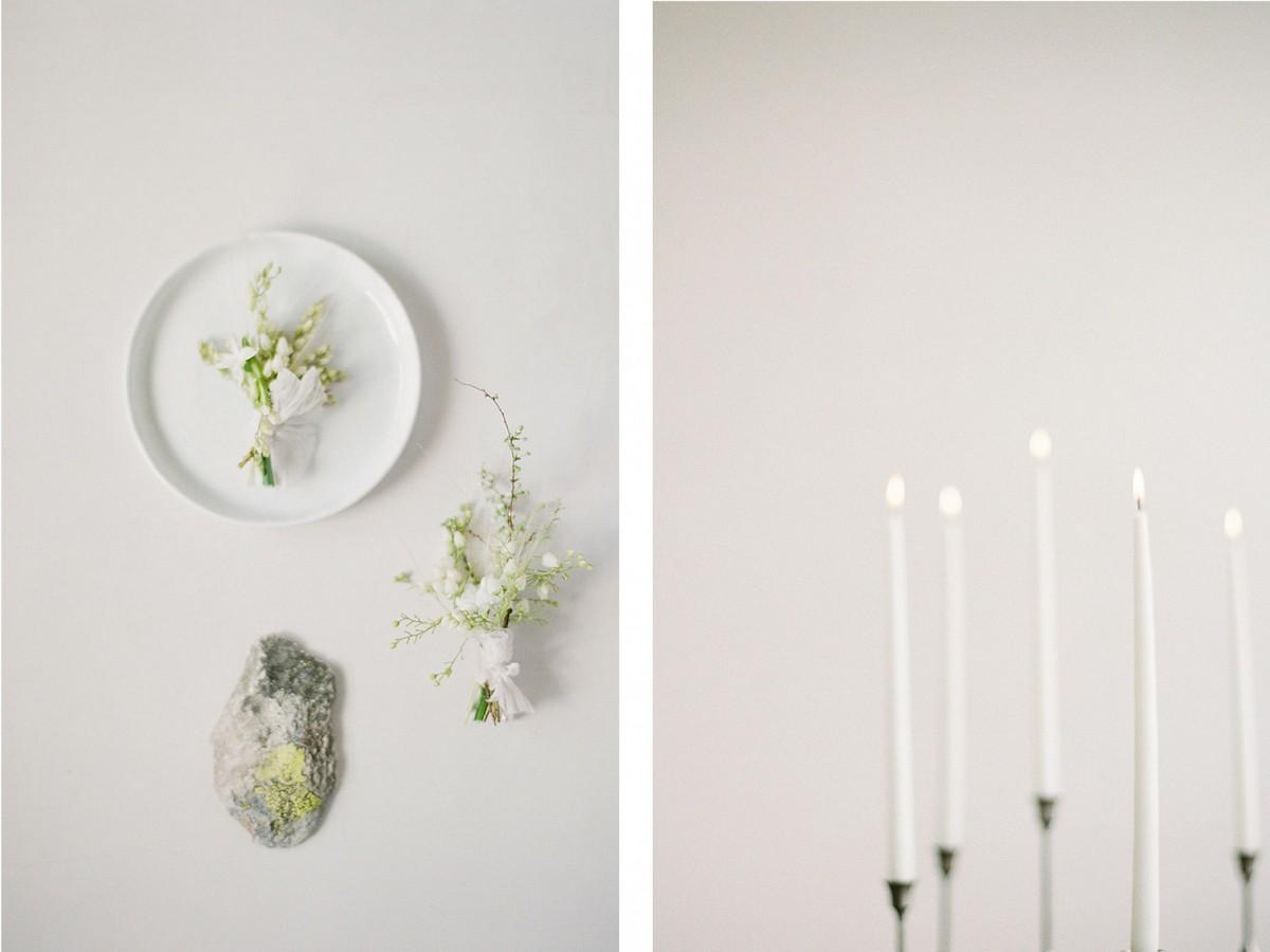 Scandinavian wedding style