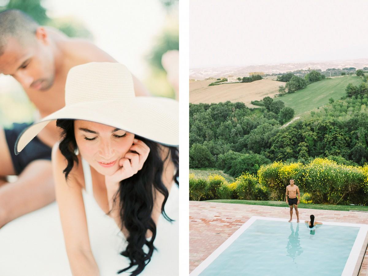Modern, Sophisticated and Luxurious Italian Getaway Wedding