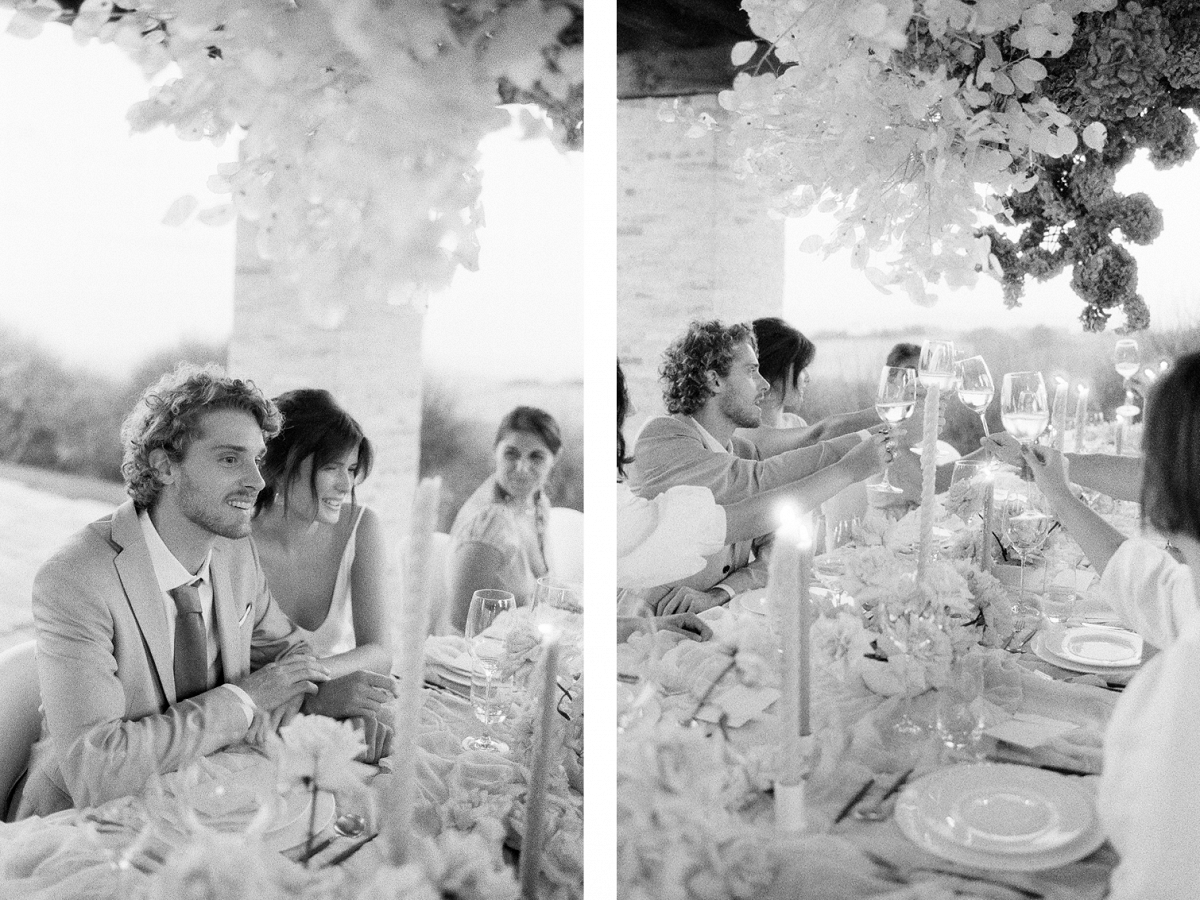 Intimate Italian Villa Wedding Style