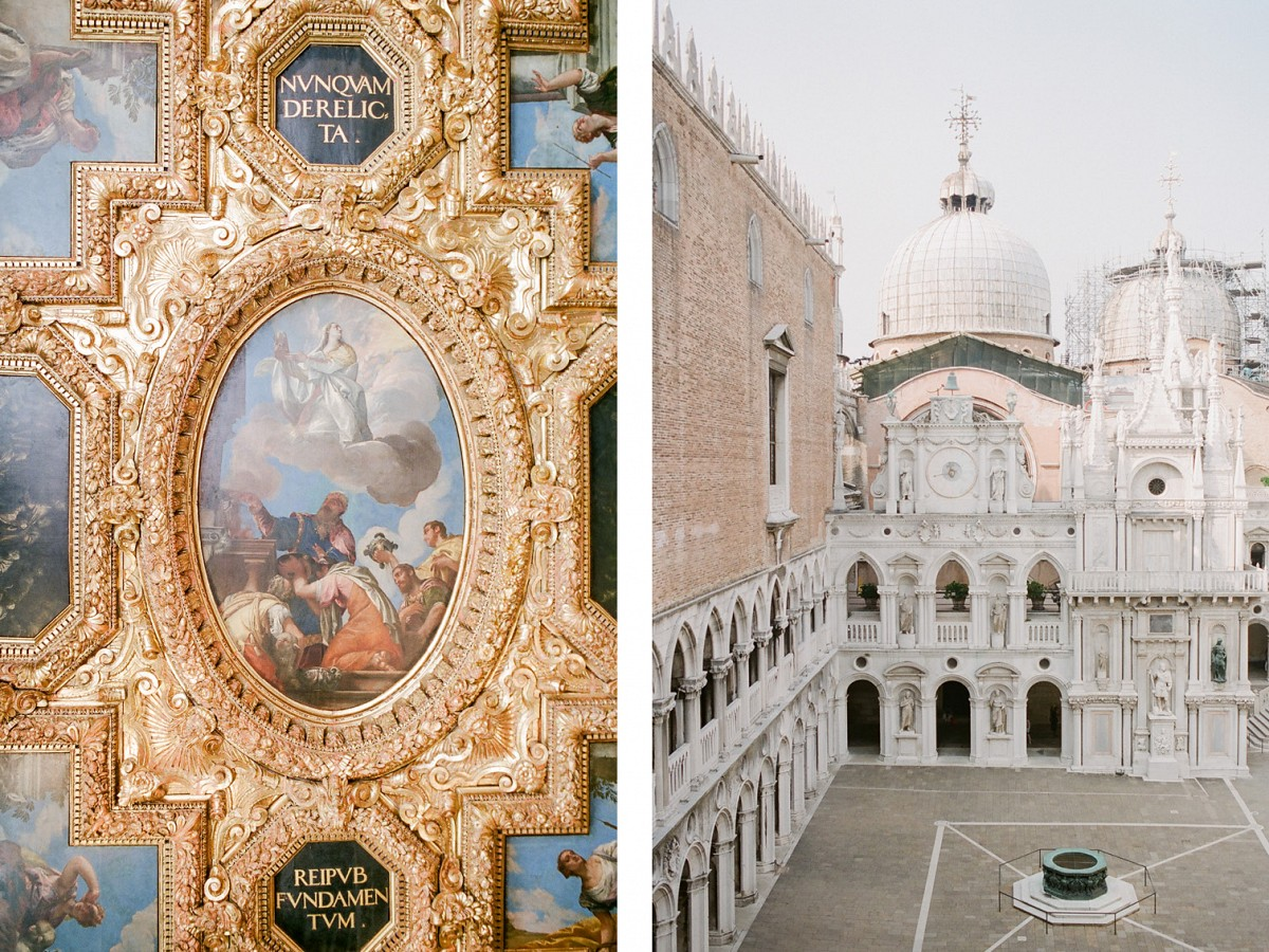 Honeymoon in Verona Italy