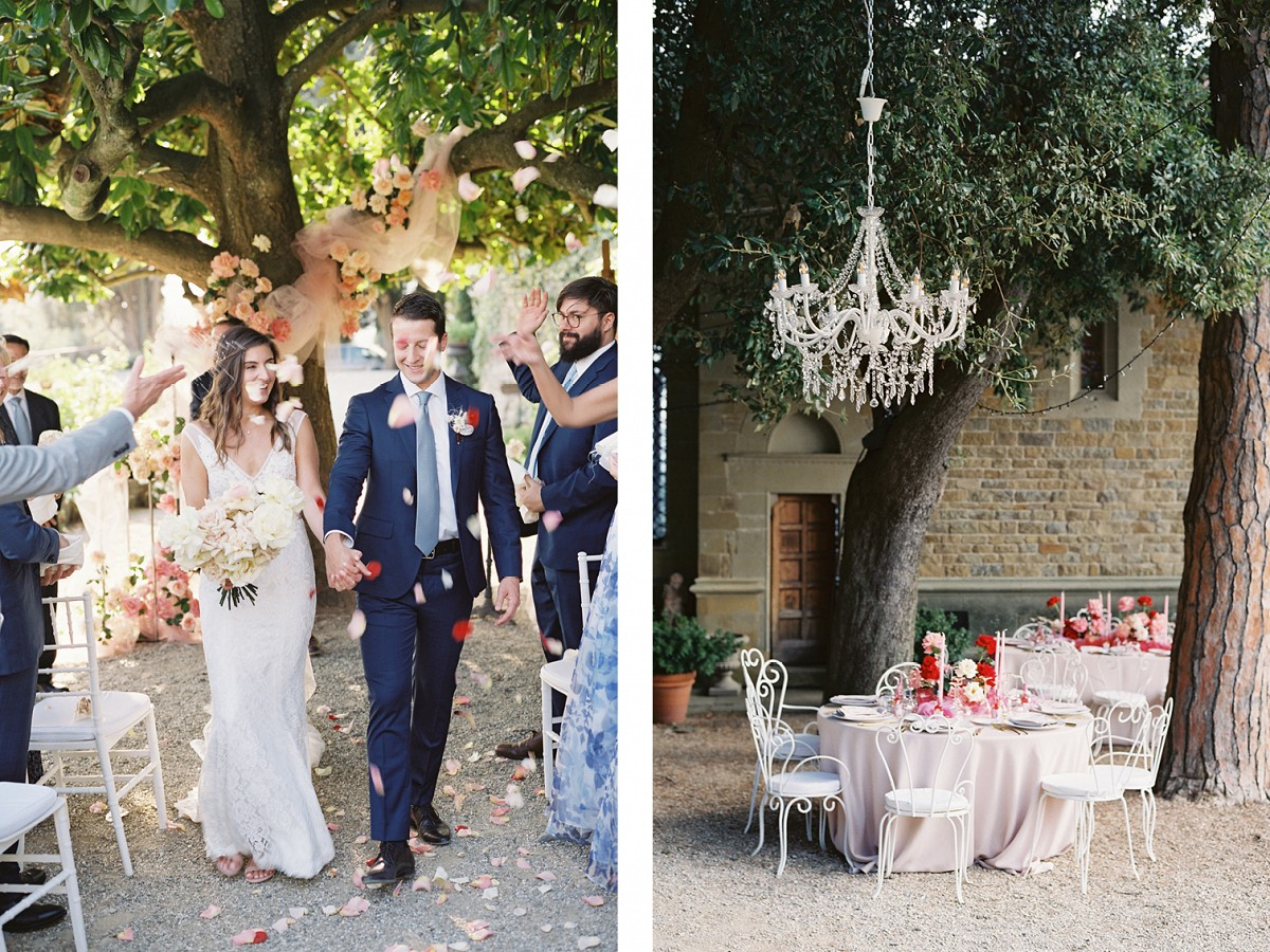 planning an Italian wedding from the USA