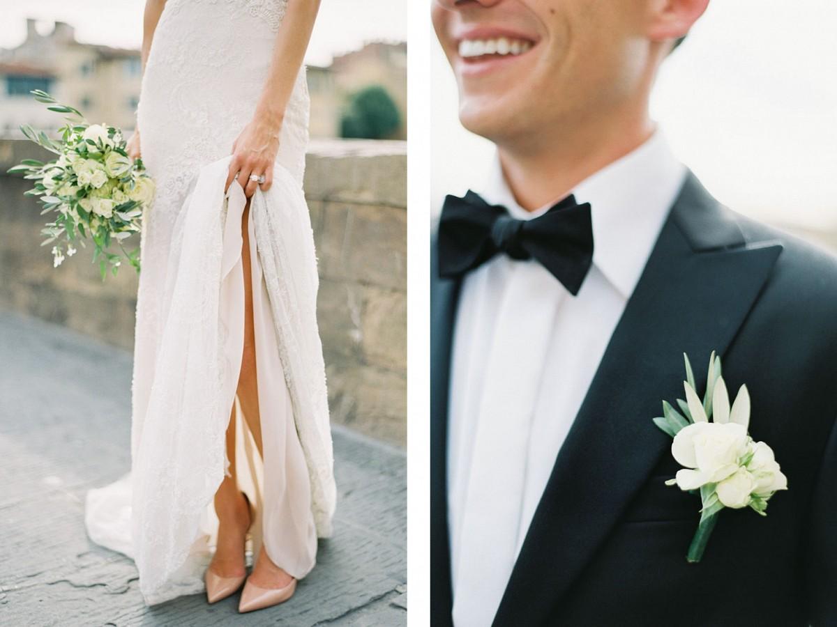 Destination Wedding in Italy - Alyssa & Sean