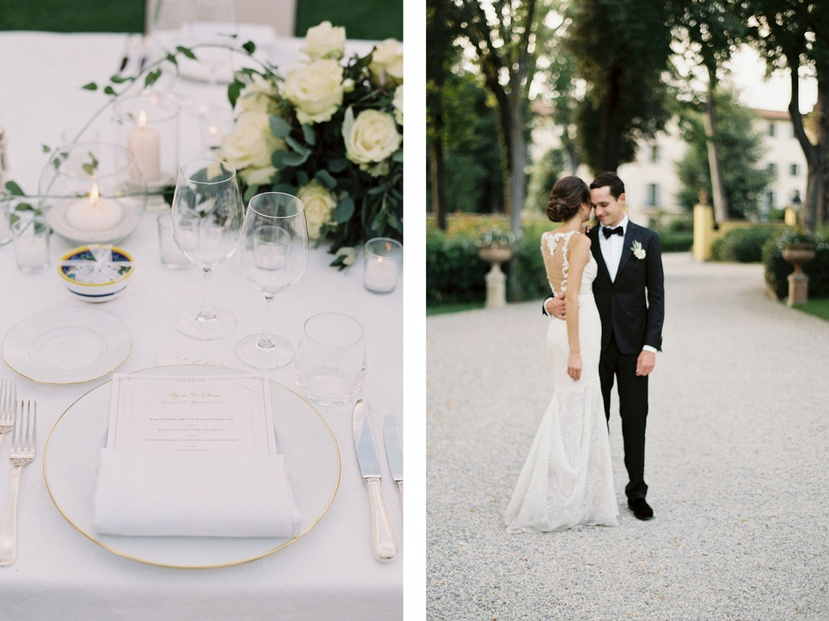 Destination Wedding in Italy - ​Alyssa & Sean