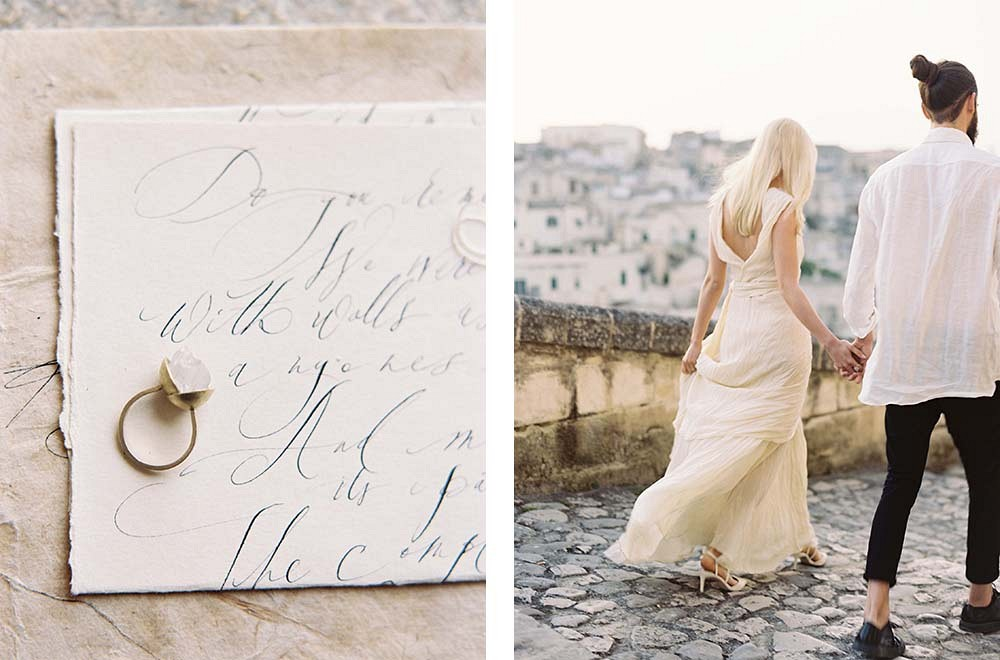 Art inspired old world wedding ideas by Joey Kennedy and Pearl and Godiva | Wedding Sparrow