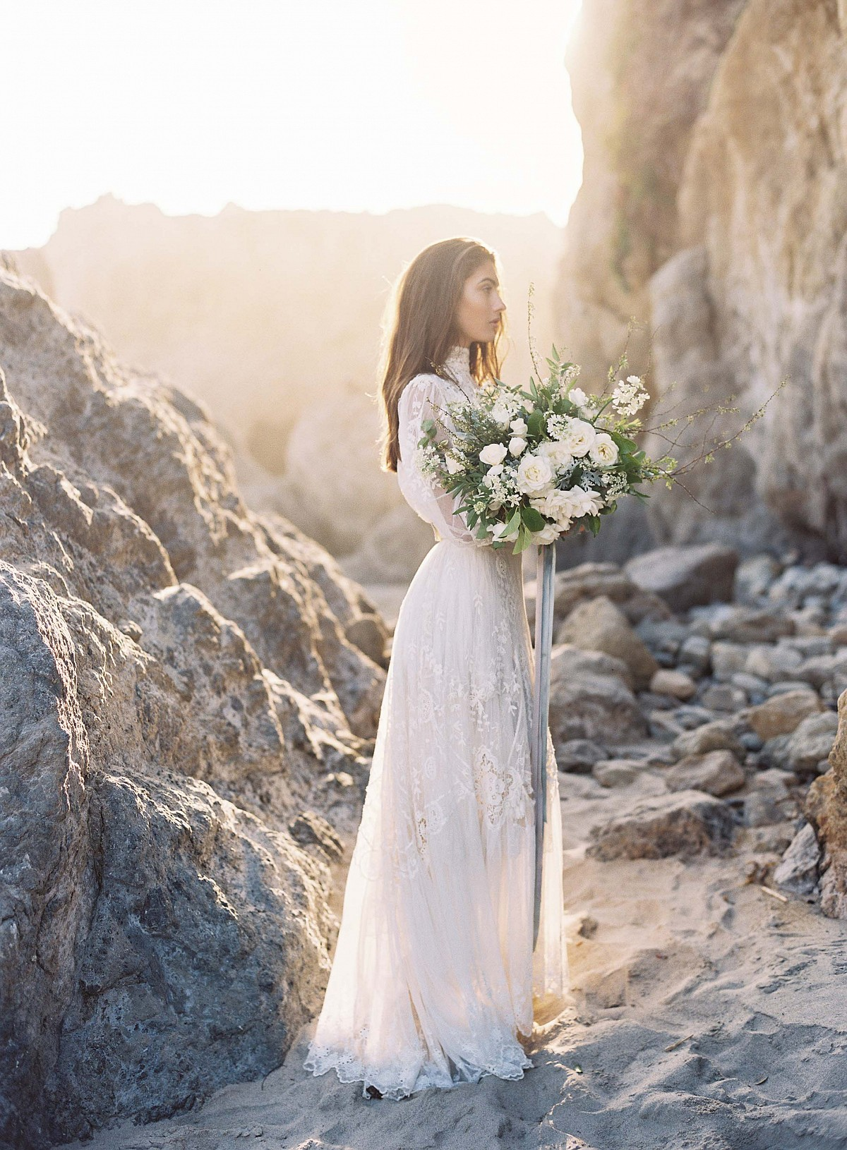 Sultry Seaside Bridals