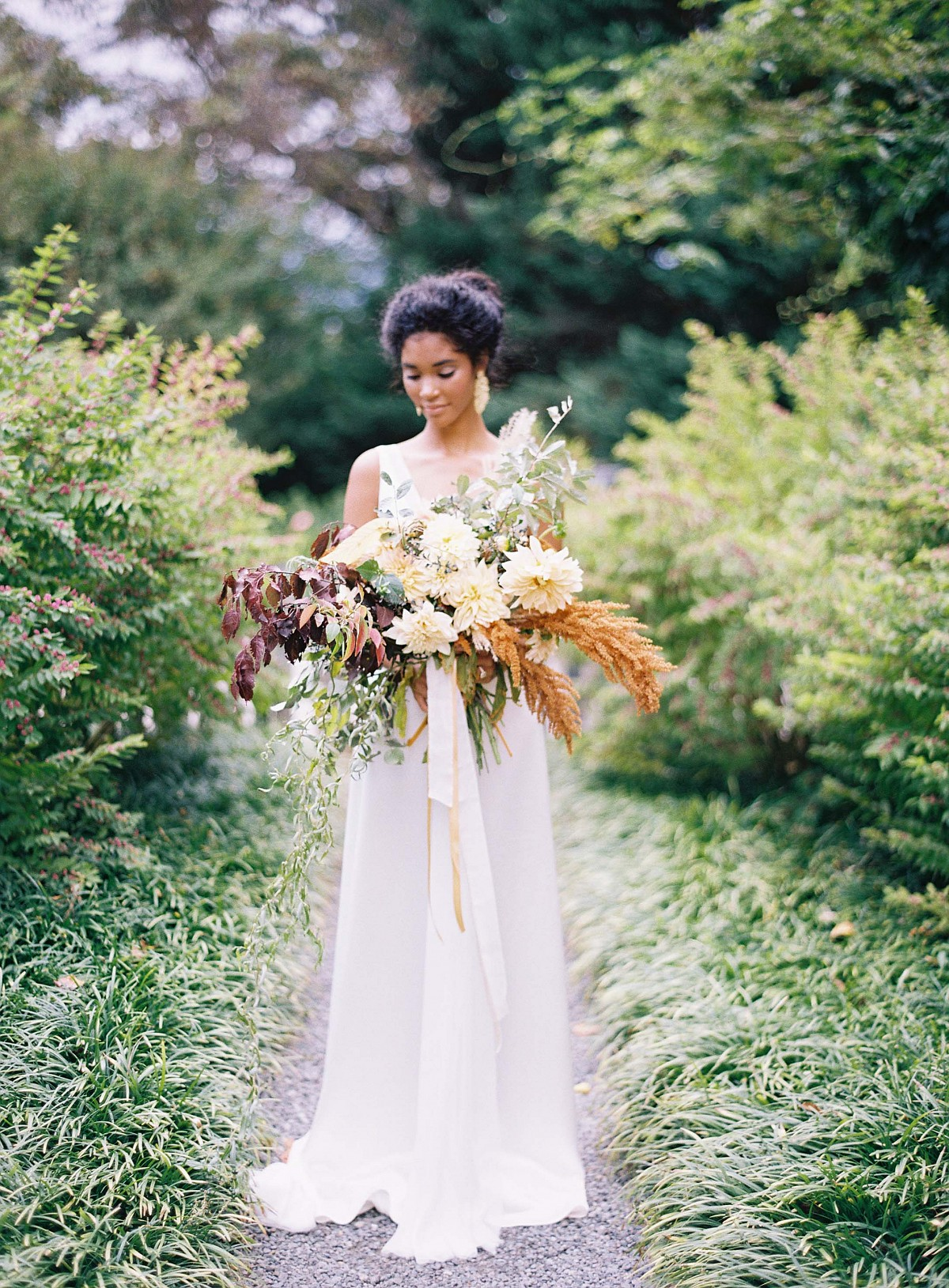 Autumnal Wedding Inspired by Natural Beauty